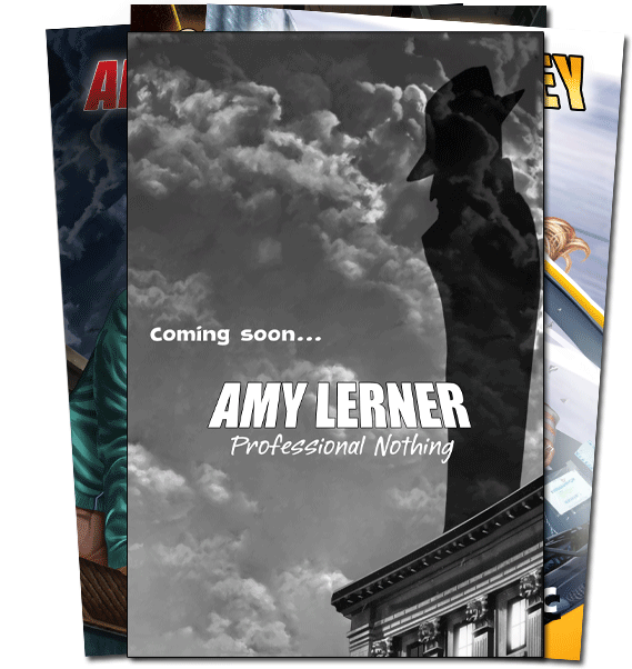 Amy Lerner: Professional Nothing teaser ad